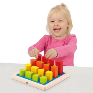 WED-3091-01_Geo Shape Sorter_Basic Learning_18 months_wooden toys_gift toy_educational toy_quality_kid toy_made in Thailand_Wonderworld toy_eco-friendly_rubberwood