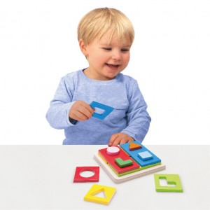 WED-3129-01_Multi Shapes Sorter_Basic Learning_18 month_wooden toys_gift toy_educational toy_quality_kid toy_made in Thailand_Wonderworld toy_eco-friendly_rubberwood