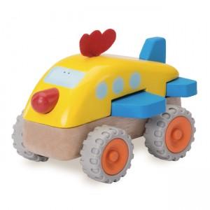 Ww 4003 Mini Fire Engine Wonderworldtoy Natural Toys