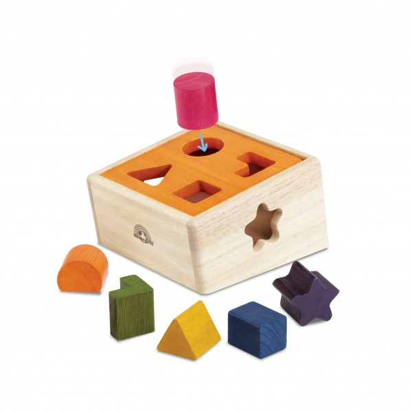 Educational Toys Made From Natural Materials