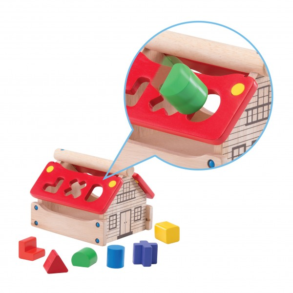 ww-1161-03_New Posting House_Basic Learning_18 month_wooden toys_gift toy_educational toy_quality_kid toy_made in Thailand_Wonderworld toy_eco-friendly_rubberwood