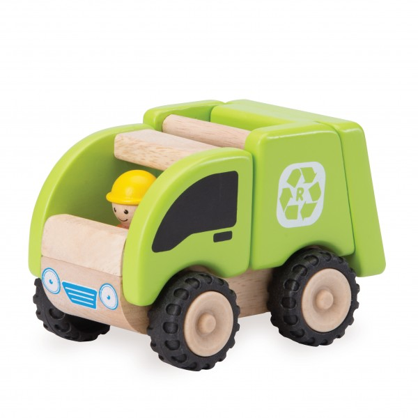 ww-4056_Mini Recycling Truck